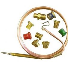 Universal Gas Thermocouple 900mm fits Static Caravan Ovens and Gas Fires